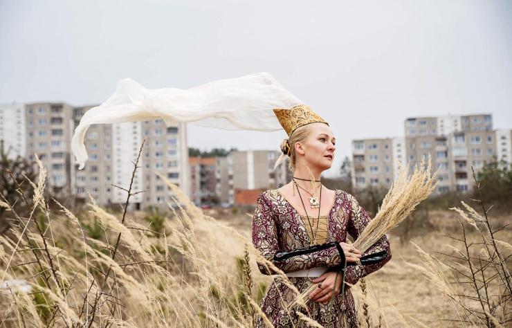 Istoriniai šokiai Rasa Kasperienė